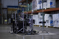 Drum Recordings @ The Warehouse