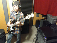 Recording Sessions - Bass