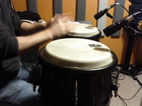 Recording Sessions - Percussion