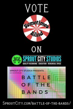 Sprout City Studios - Battle of the Bands 2018